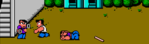 13 River City Ransom
