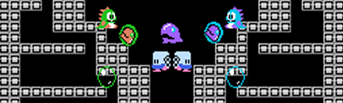 14 Bubble Bobble