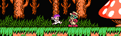 Little Nemo The Dream Master - Ingame 1