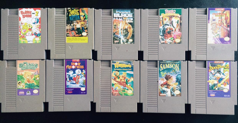Rarest NES Games | Top 100 NES Games